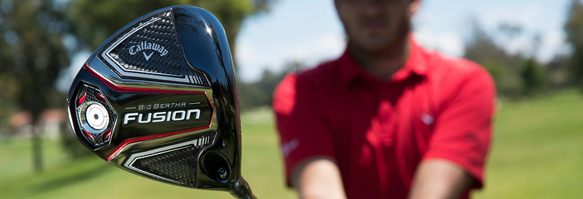 Callaway-Fusion-Driver-Banner