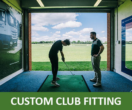 Norfolk Custom Golf Club Fitting