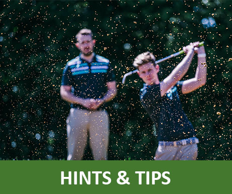 Golf Hints and Tips