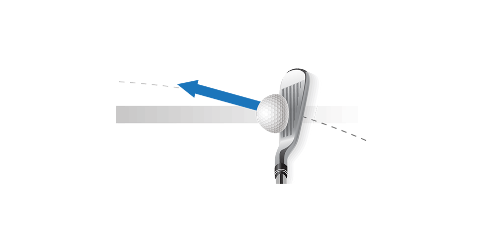Golf Specialists   Peter Field Golf   Norfolk   Club Path   Trackman Data