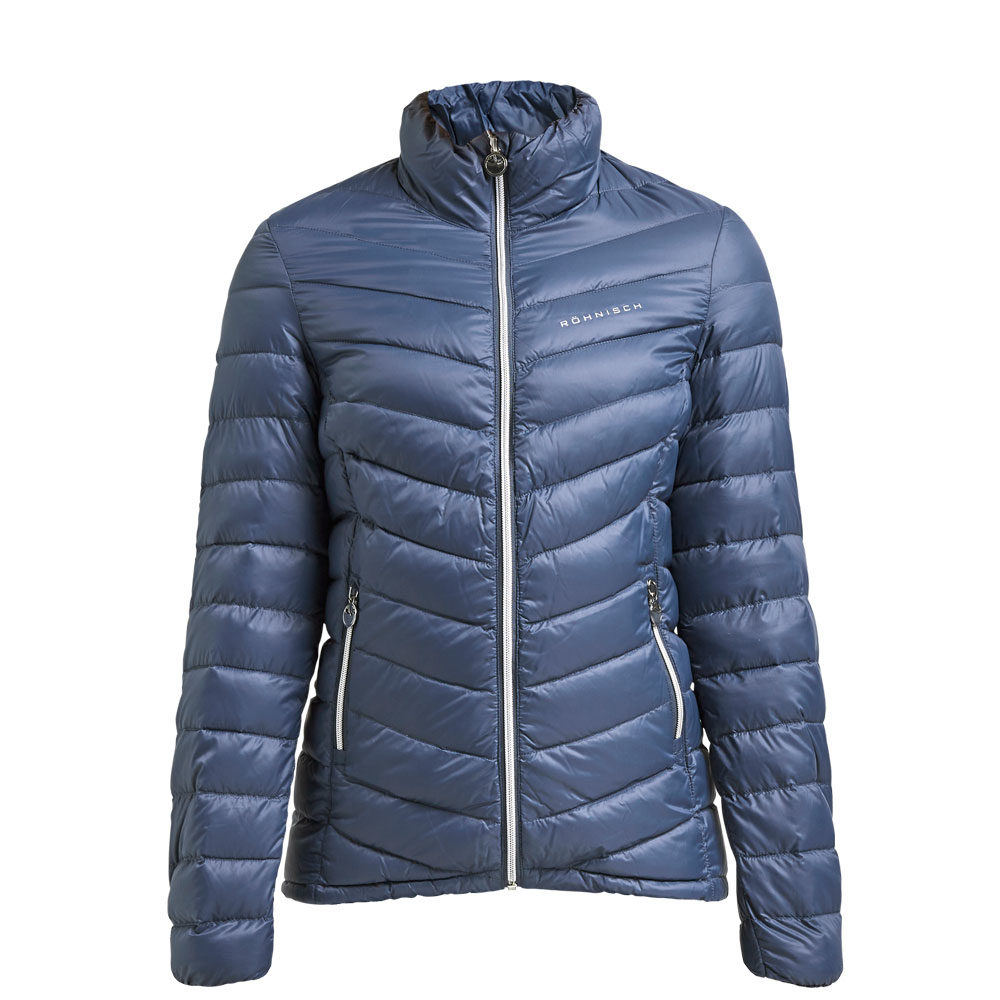 Rohnisch Light Down Jacket Dusty Blue