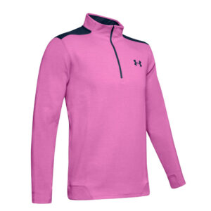 Under Armour 1/4 Zip Purple