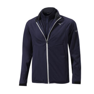 Mizuno 3 in 1 Jacket Navy