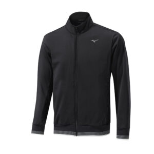 Mizuno Tech Shirt Jacket Black