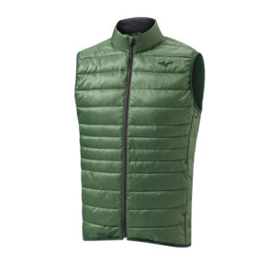 Mizuno Move Tech Gilet Green
