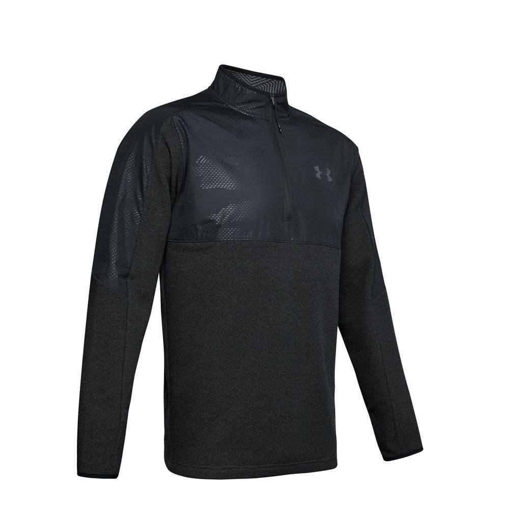 Under Armour CGI 1-2 Zip Black