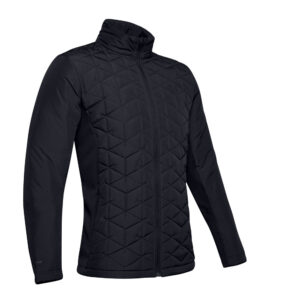 Under Armour Coldgreat Reactor Hybrid Jacket Black