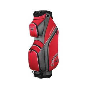 Callaway X Series Cart Bag Red