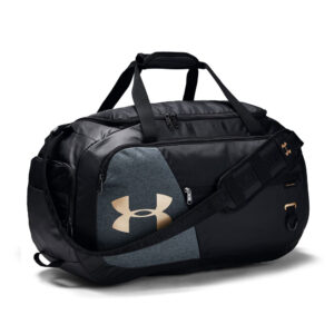 UA Undeniable Duffel 4.0 Bag Black
