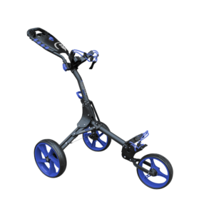 iCart Compact Evo Push Trolley Blue