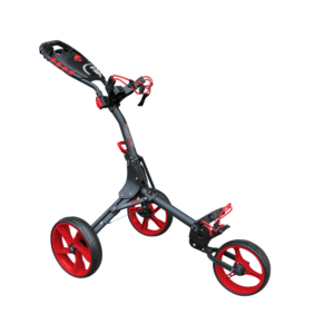 iCart Evo Compact Trolley Red