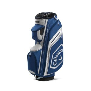 Callaway Chev 14+ Navy/Silver/White, Peter Field Golf