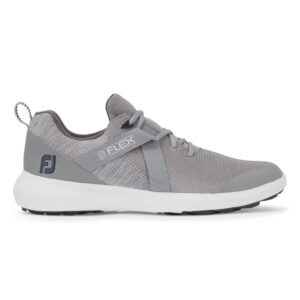 Footjoy Men's Flex Golf Shoes Grey