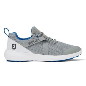 Footjoy Ladoes Flex Golf Shoes Grey/Blue