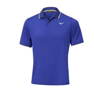 Mizuno Quick Dry Performaance Polo Blue