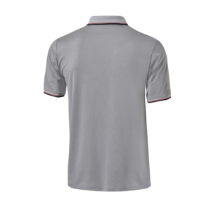 Mizuno Quick Dry Performance Plus Polo Grey