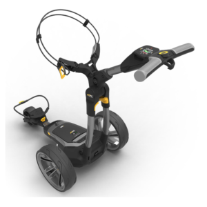 Powakaddy CT6 GPS 36 Hole Electric Trolley