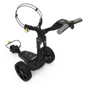 Powakaddy FX3 18 Hole Electric Trolley, Peter Field Golf