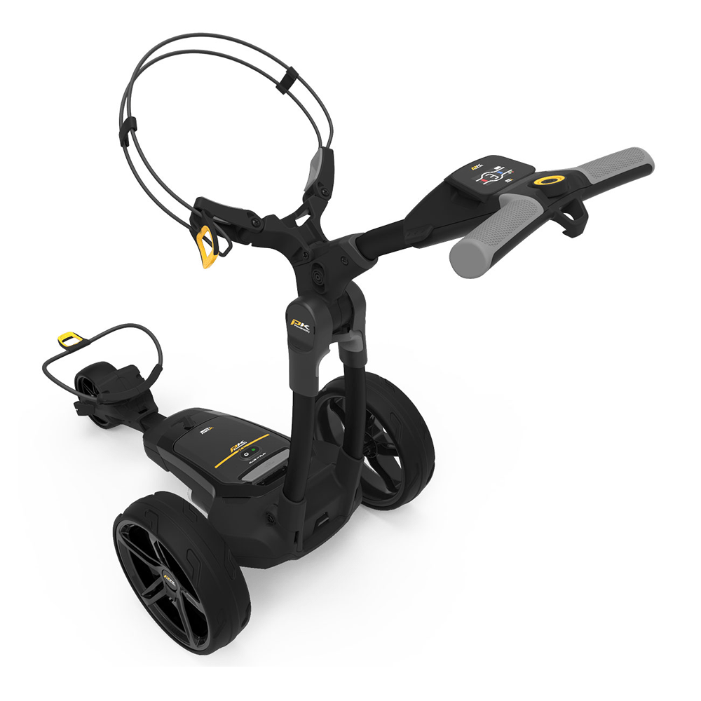 Powakaddy FX3 36 Hole Electric Trolley, Peter Field Golf