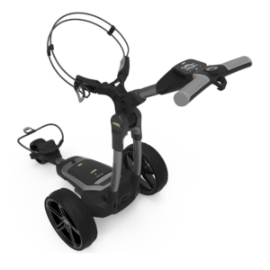 Powakaddy FX5 18 Hole Electric Trolley, Peter Field Golf