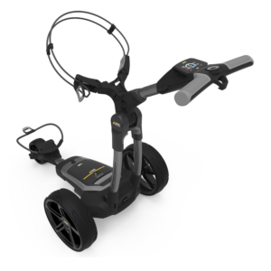 Powakaddy FX5 36 Hokle Electric Trolley, Peter Field Golf