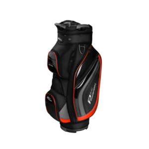 Powakaddy Premium Edition Cart Bag Black/Red