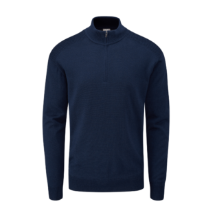 Ping Couper Sweatshirt Oxford Blue