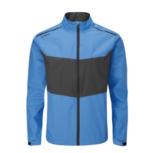 Ping Downton Waterproof Jacket Blue/Grey