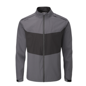 Ping Downton Waterproof Jacket Asphalt/Black