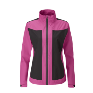 Ping Juno Waterproof Jacket Fuchsia/Black