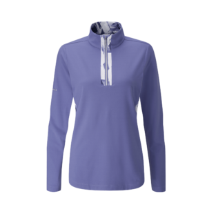 Ping Misty Half Zip Top Marlin Multi