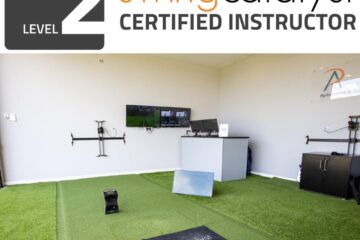 Golf Specialists | Peter Field Golf | Norfolk | Swing Catalyst Level 2 Instructor