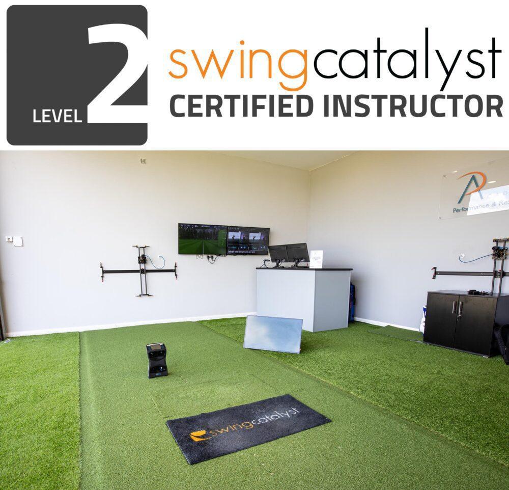 Golf Specialists | Peter Field Golf | Norfolk | Swing Catalyst Level 2 Instructor
