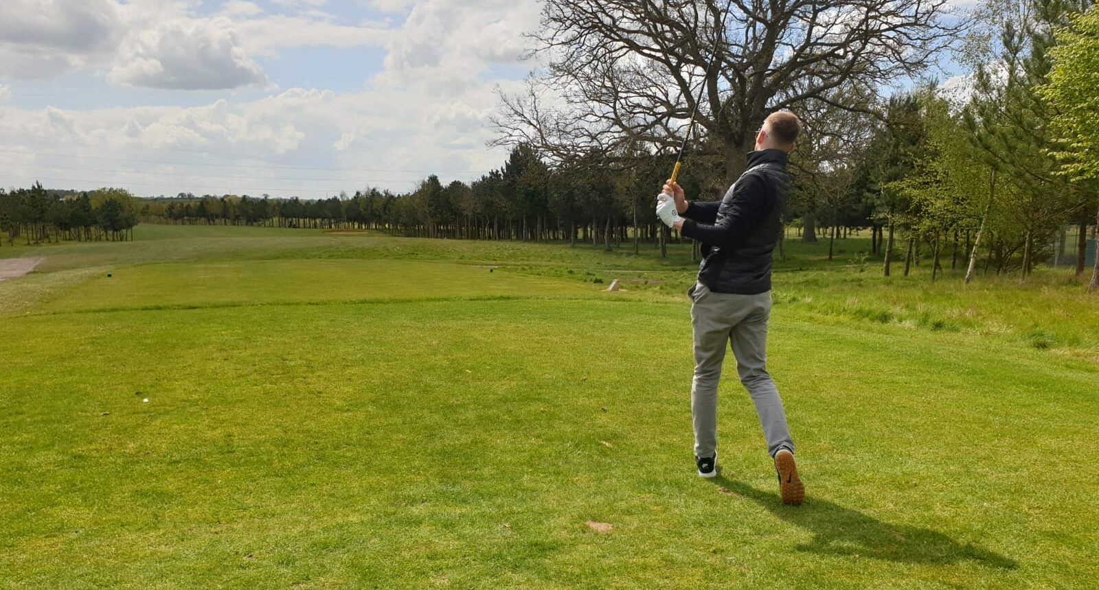 On Course Golf Playing Analysis Peter Field Golf Shop Norwich Norfolk