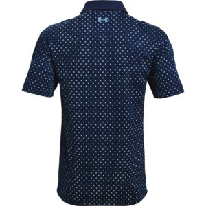 Under Armour Men's Performance Printed Polo - Navy