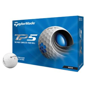 TaylorMade TP5 (12 Pack) - 2021
