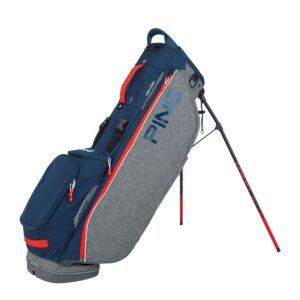 Ping hoofer stand bag heather