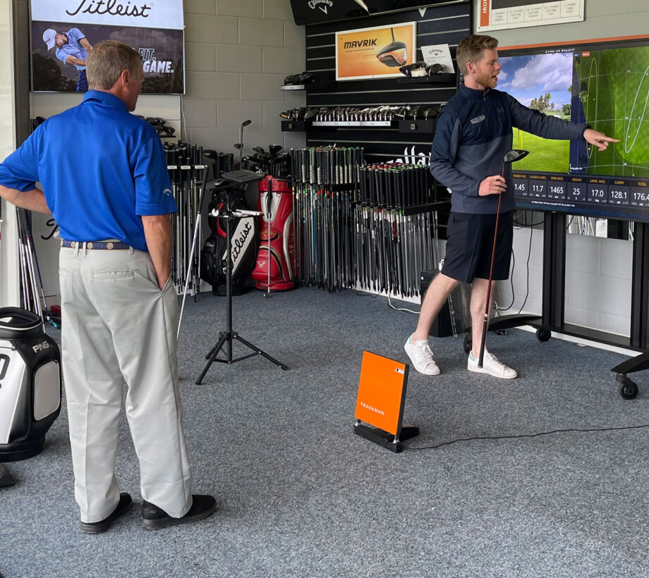 Book a custom fitting today at peter field golf shop norwich norfolk