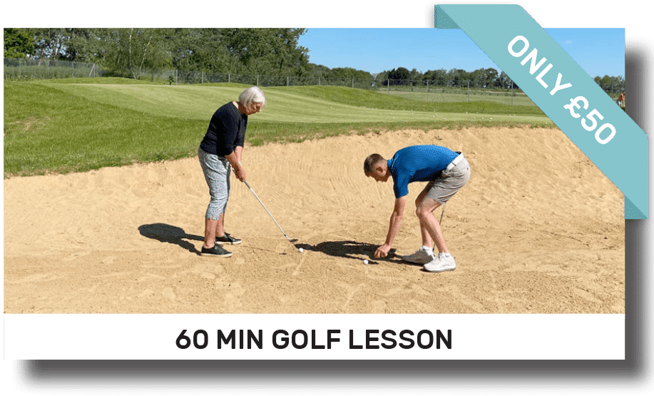 60 Minute golf lesson | Peter Field Golf, Norwich