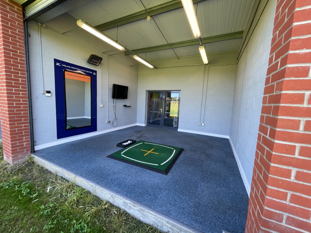 Golf Lesson room | Peter Field Golf, Norwich