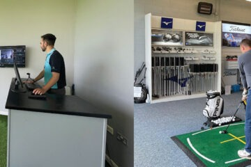 golf lessons or custom fitting blog post | Peter Field Golf Shop, Norwich